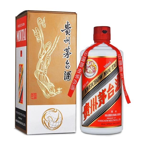 【藏酒网】贵州茅台酒 53度 和平鸽 16年酱香型白酒 单瓶装500ml